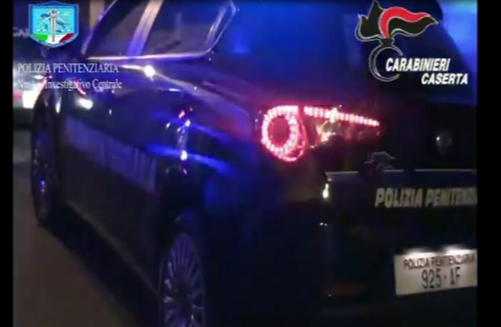 carabinieri mondragone