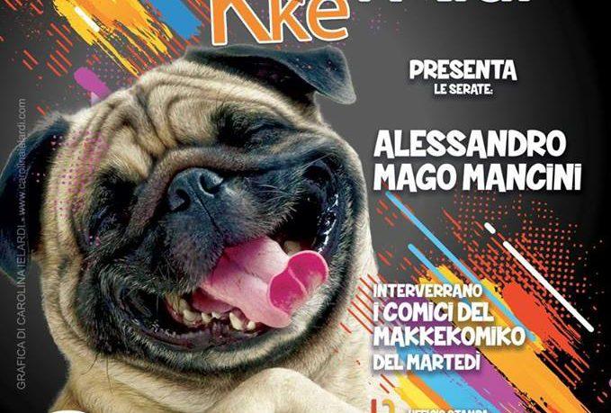 Festival Nazionale della comicità del Makkekomiko