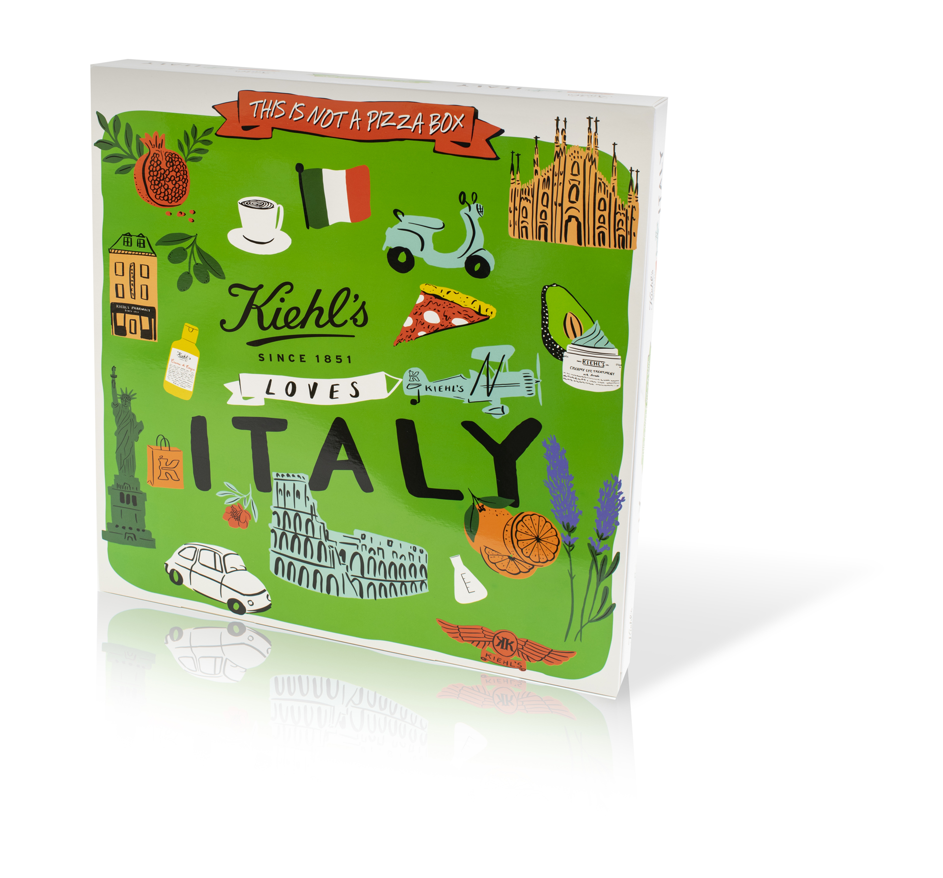 KIEHL'S LOVES ITALY