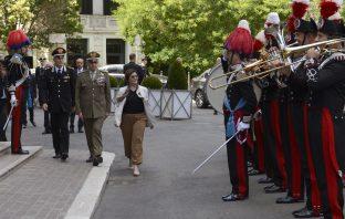 carabinieri ministro della difesa