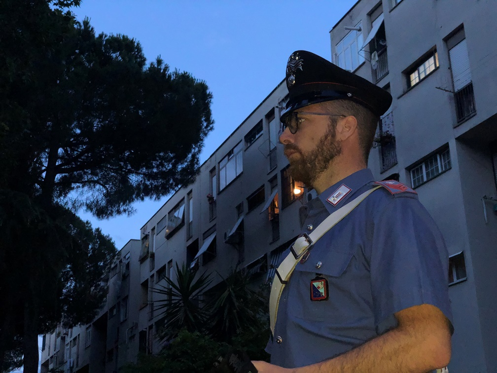 carabinieri torri gemelle