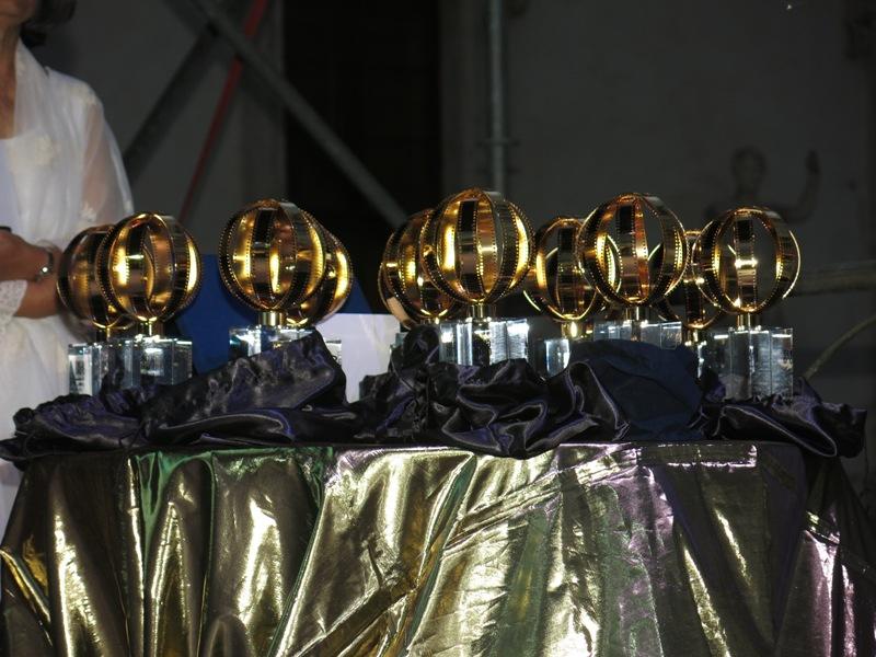 globi d'oro premiazioni