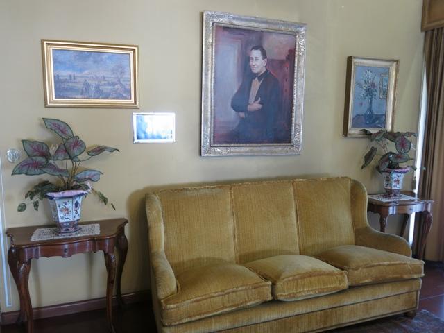 villa museo alberto sordi