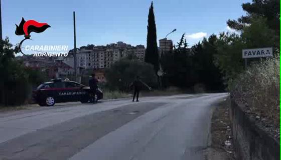carabinieri agrigento