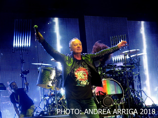 simple minds roma summer