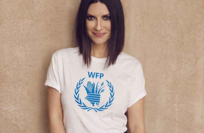 world food program laura pausini