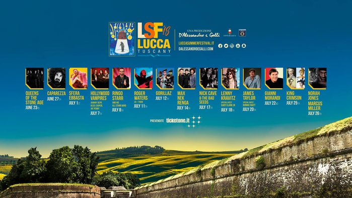lucca summer fest