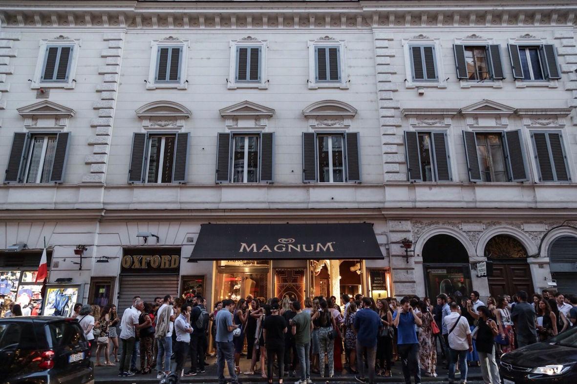 Magnum Pleasure Store Roma