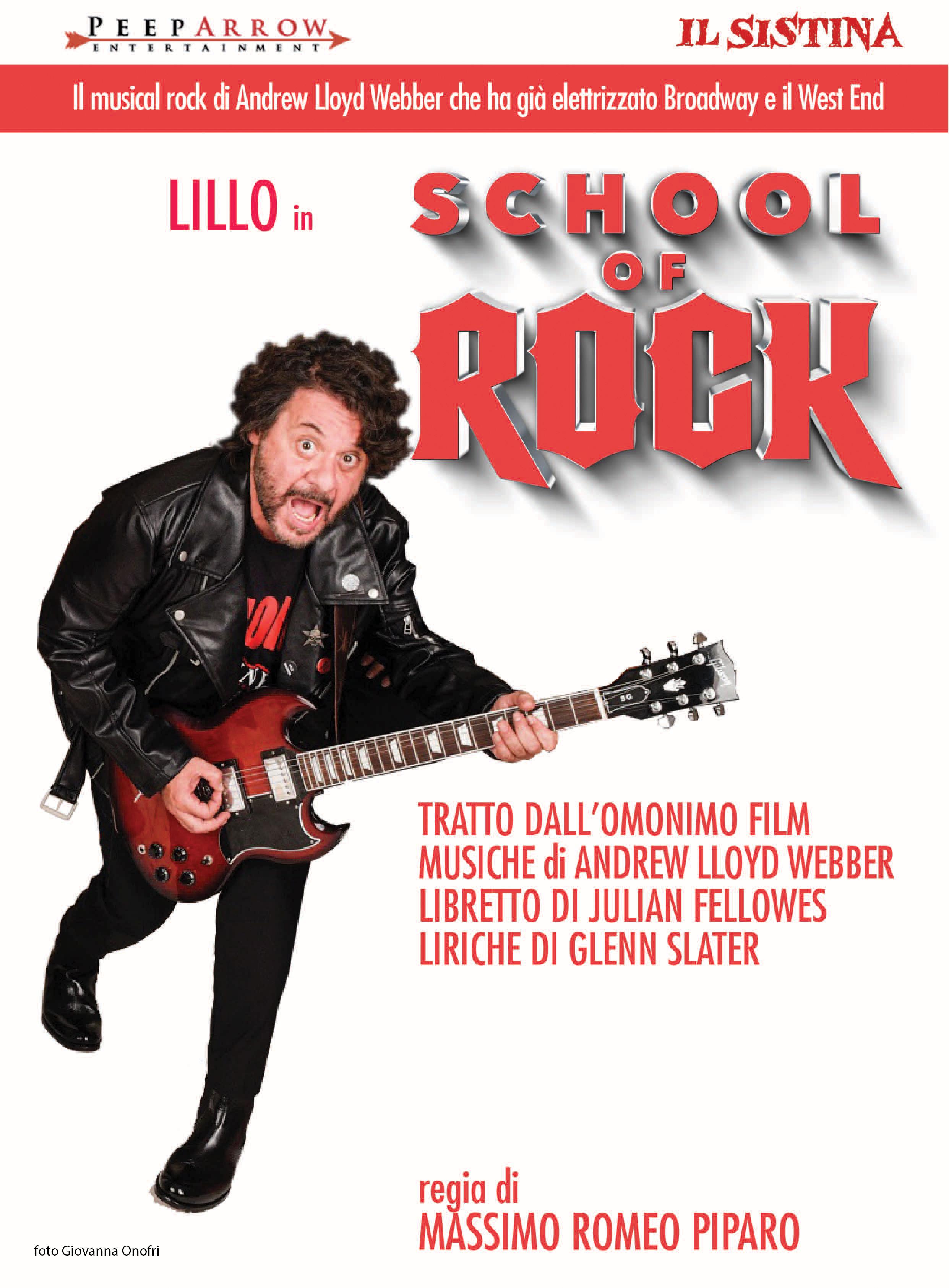 lillo school of rock