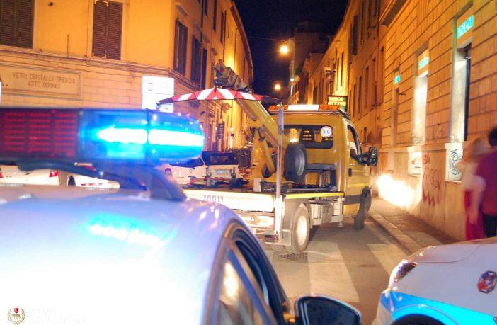 polizia locale controlli movida