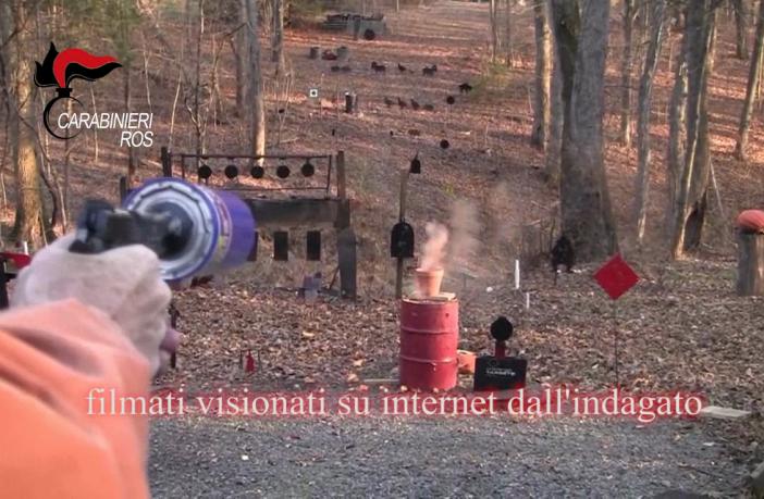 carabinieri ros terrorismo
