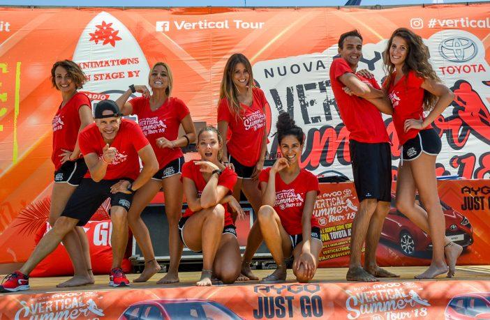 vertical tour