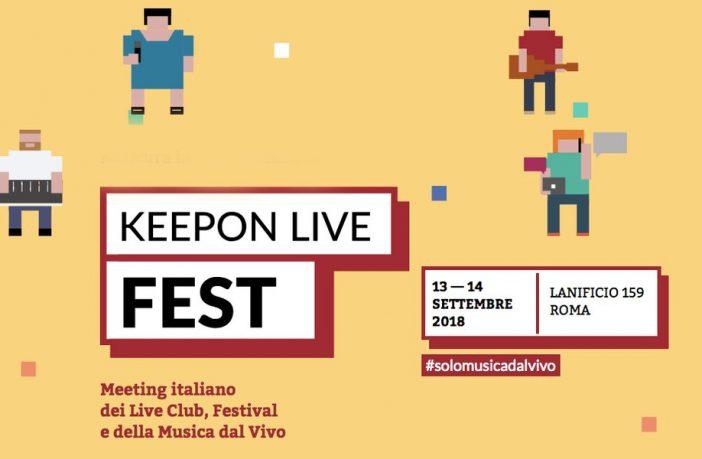 keepon live festival