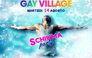 gay village schiuma party