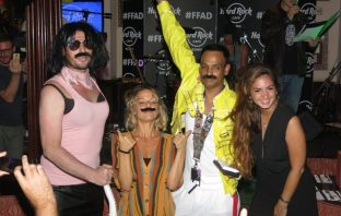 Freddie Mercury Hard Rock Cafè
