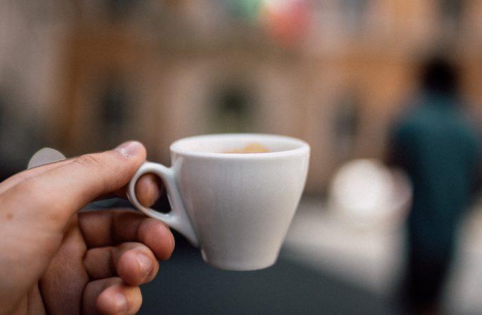 caffè giornata