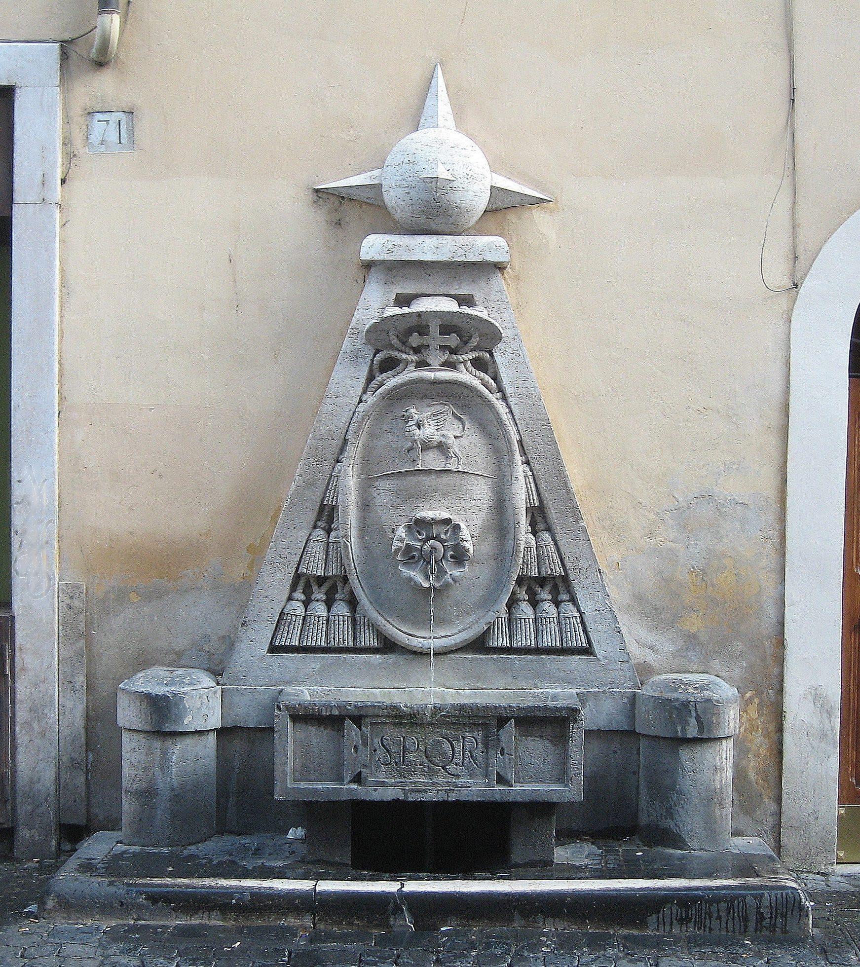 piazza della cancelleria