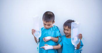 Per guarire i bambini dai tumori maligni serve lavoro di squadra