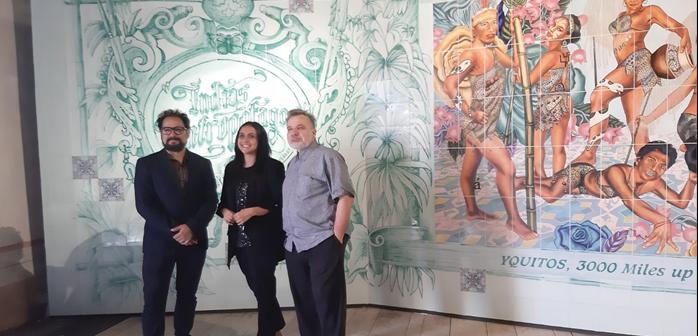 PromPerù – Biennale di Venezia Inaugurazione Padiglione del Perù