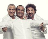 Panariello, Conti,  Pieraccioni, una tournée spettacolare: a Roma, Milano, Bologna raddoppiano le date