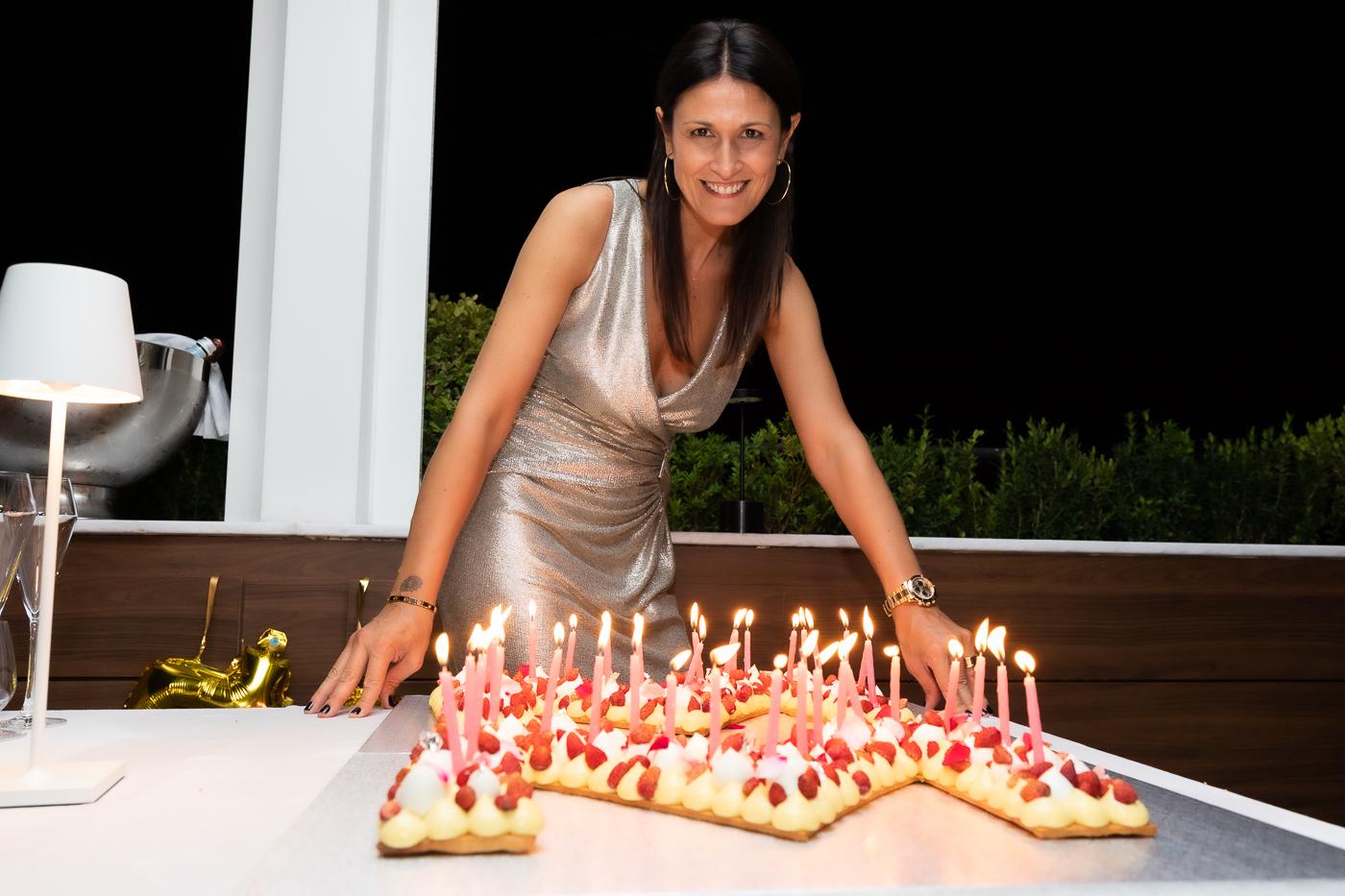 Festa Compleanno 40 Anni Uomo monica mattei doppia festa per i 40 anni | viviroma.tv