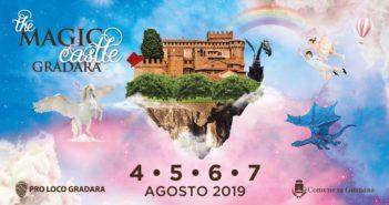 The Magic Castle dal 4 al 7 agosto 2019