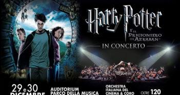"""Harry Potter e """"Il Prigioniero di Azkaban"""" in concerto"""