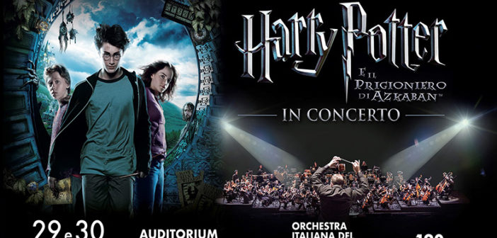 "Harry Potter e ""Il Prigioniero di Azkaban"" in concerto"