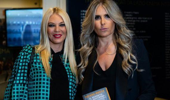 """Presentato alla Festa del Cinema il libro di Tiziana Rocca """"Il Segreto del Successo"""""""