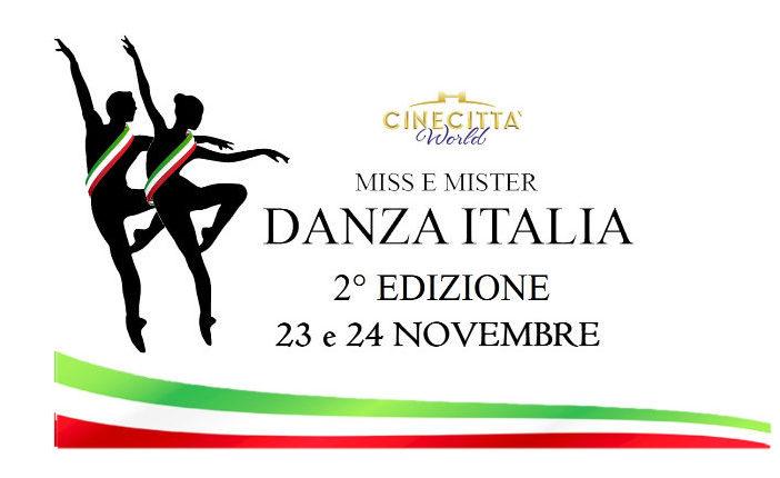 miss danza italia