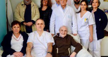 IRE: asportato tumore al fegato di 9x7cm a paziente di oltre 91 anni