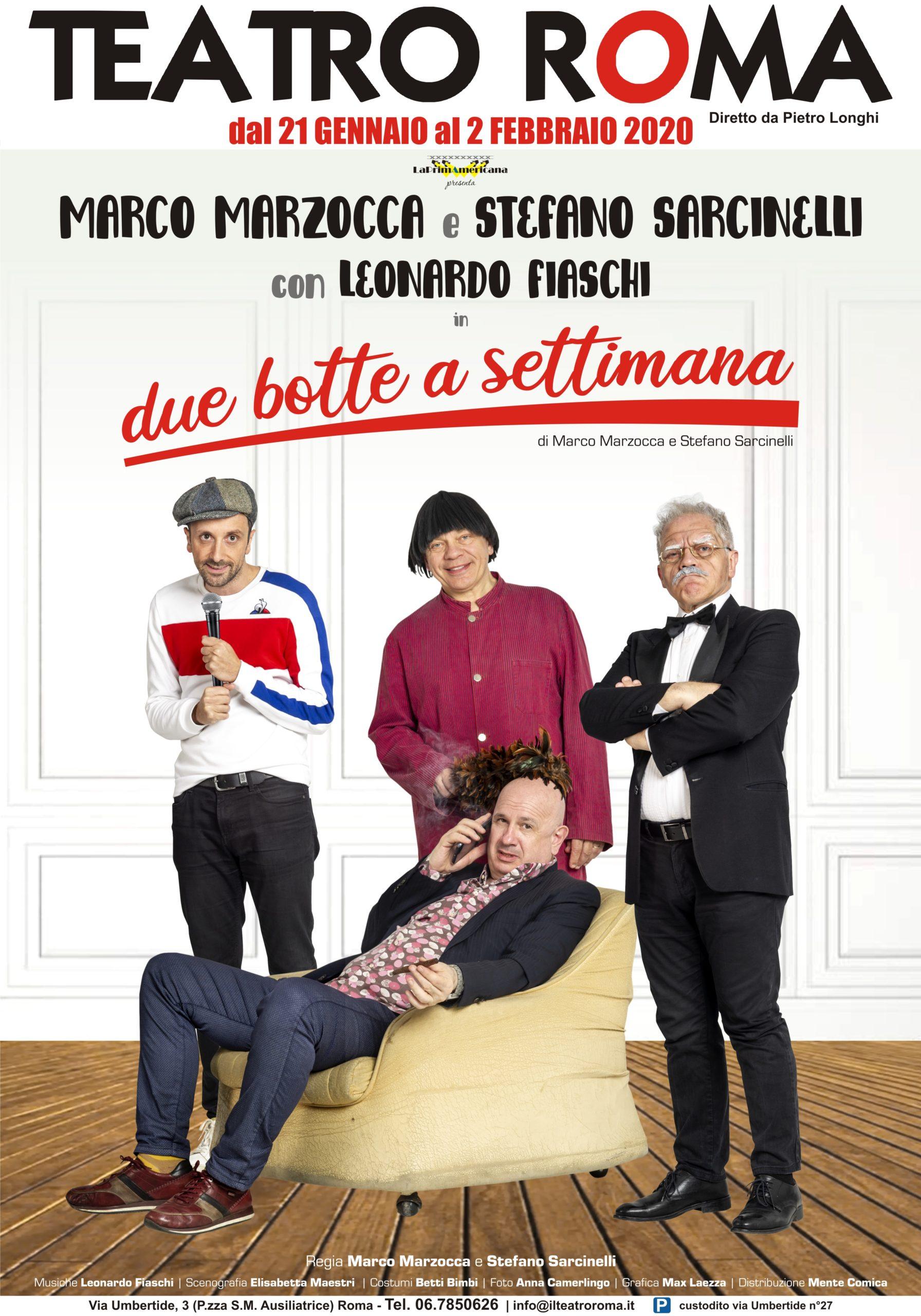 teatro roma