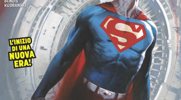 Superman arriva a Roma