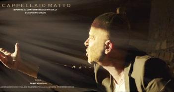 """""""Cappellaio Matto"""", il videoclip del singolo di Eugenio Picchiani contro la violenza sulle donne"""