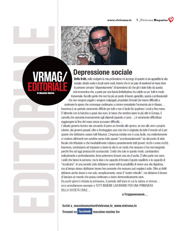 editoriale aprile 2014