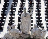 I BAULI INVADONO ROMA. Ecco com'è andata la protesta dei lavoratori dello spettacolo