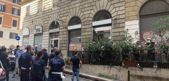 Blitz Polizia di Stato, Polizia Locale, Carabinieri e Guardia di Finanza