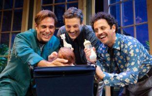 Tre uomini e una culla