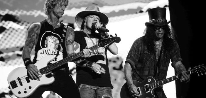 """GUNS N' ROSES: la leggendaria band pubblica oggi in radio e digitale il nuovo brano """"HARD SKOOL"""""""