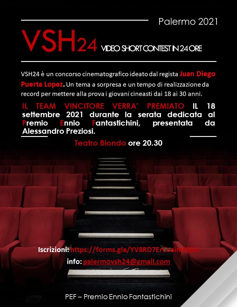 concorso audiovisivo