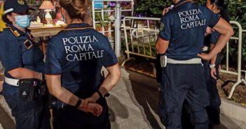 La Polizia Locale chiude locale nel quartiere Parioli